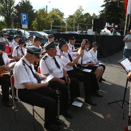 120-lecie Ochotniczej Straży Pożarnej w Gąbinie