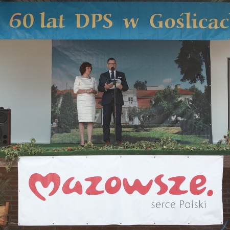 60-lecie Domu Pomocy Społecznej i Dzień Pieczonego Ziemniaka  w DPD w Goślicach