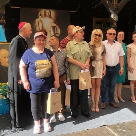 Imieniny Antoniego – Patrona Domu Pomocy Społecznej w Brwilnie