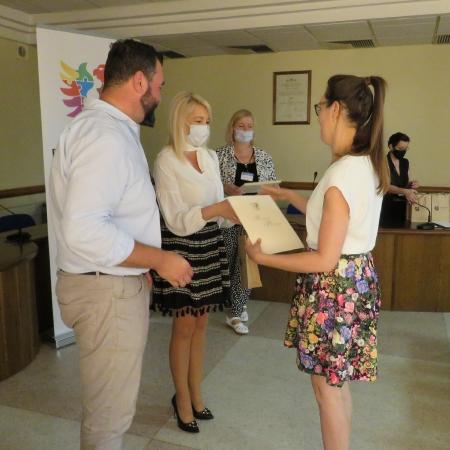 Spotkanie z bibliotekarzami z terenu Powiatu Płockiego