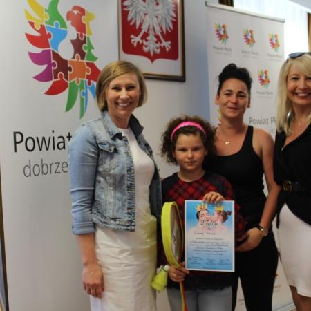 Rozstrzygnięcie konkursu plastycznego zorganizowanego z okazji Dnia Dziecka