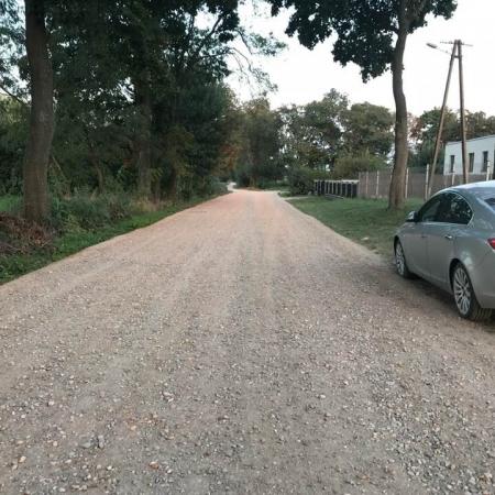 Dwie drogi w Gminie Staroźreby już zmodernizowane