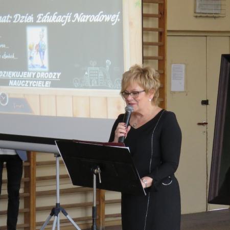 Dzień Edukacji Narodowej w Zespole Szkół w Gąbinie