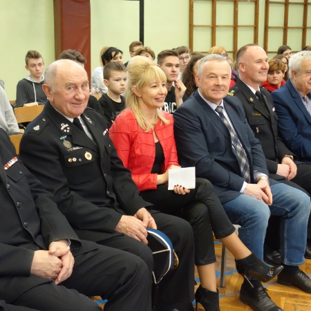 Eliminacje Powiatowe XLII Edycji  Ogólnopolskiego Turnieju Wiedzy Pożarniczej