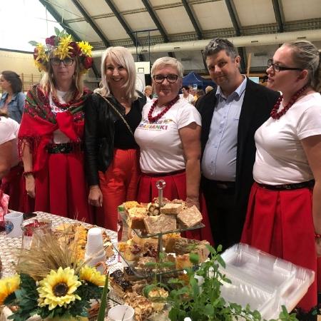 """Festyn na """"Pożegnanie Lata"""" w Łącku"""