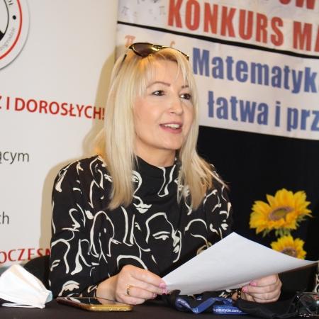 FINAŁ KONKURSU MATEMATYCZNEGO w Zespole Szkół im. Jana Śniadeckiego  w Wyszogrodzie