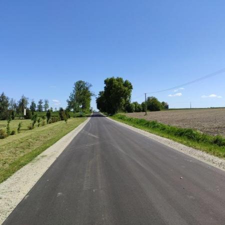 Remont drogi powiatowej nr 3059W