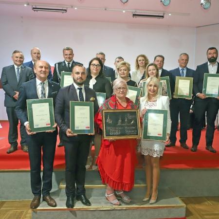 Gala wieńcząca plebiscyt