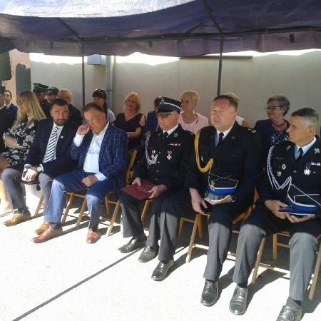 Gminne Obchody Dnia Strażaka w gminie Słupno