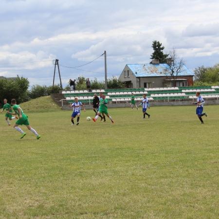 Historyczny Przegląd Klubu Sportowego Huragan Bodzanów