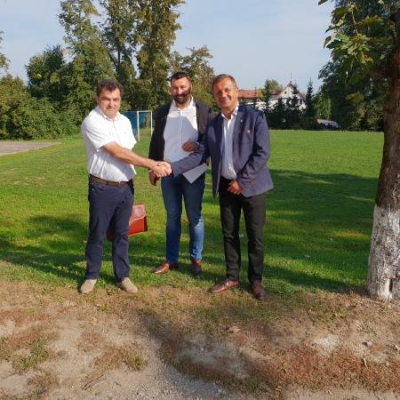 I etap modernizacji obiektów sportowych w Wyszogrodzie – umowa podpisana