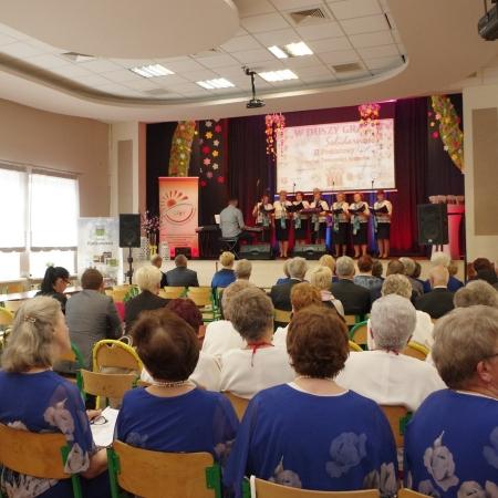 II Powiatowy Przegląd Twórczości Seniorów w Radzanowie