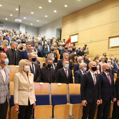 Inauguracja Roku Akademickiego 2021/2022 w płockiej filii Politechniki Warszawskiej