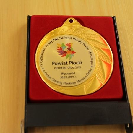 IX Turniej Piłki Siatkowej Drużyn Mieszanych o Puchar Starosty Płockiego Mariusza Bieńka