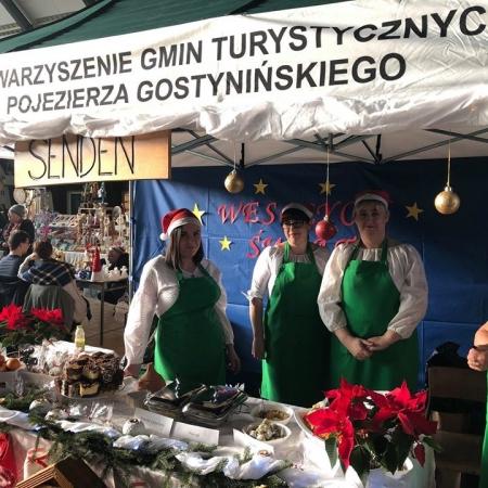 Jarmark Bożonarodzeniowy w Łącku.