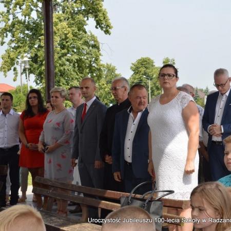 Jubileusz Stulecia Szkoły w Radzanowie