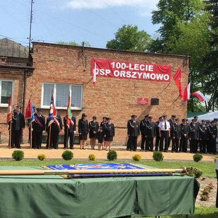 OSP w Orszymowie i Blichowie obchodziły swoje jubileusze