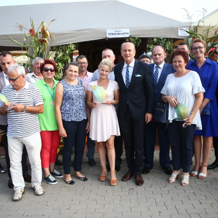 Jubileuszowe Dożynki Powiatu Płockiego w hołdzie dla rolników