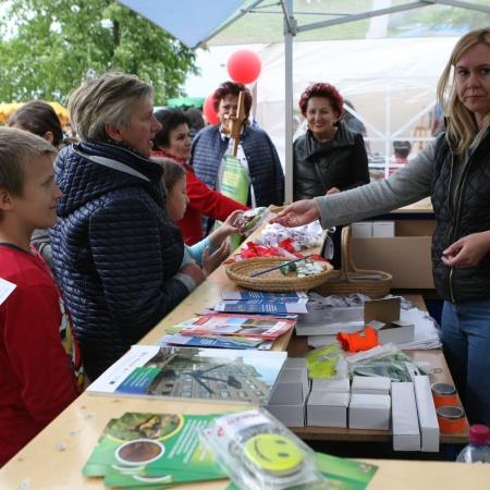 Jubileuszowy Powiatowy Dzień Ziemi w Słubicach