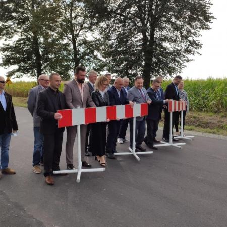 Kolejna przebudowa drogi w Powiecie Płockim zakończona