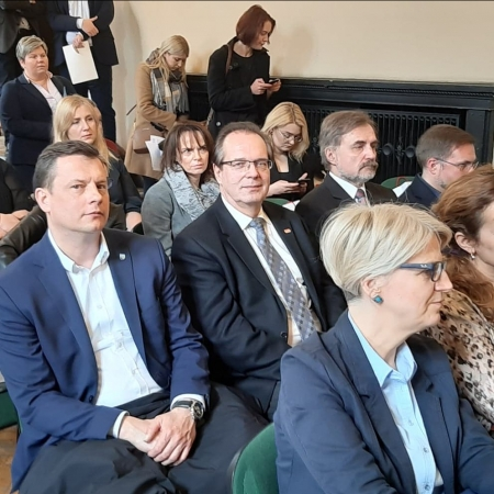 """Konferencja """"Forum dla Mazowsza – Mazowsze w Europie po 2020 r."""""""