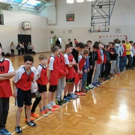 Koszykarskie finały szkół podstawowych
