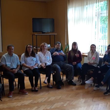 """Nie tylko lekcje… """"Szkoła Dialogu"""" w gąbińskim Zespole Szkół – spotkanie integracyjne"""