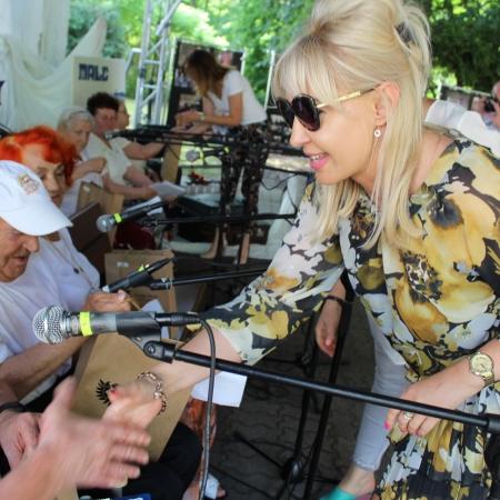 """""""Noc Świętojańska"""" w Domu Pomocy Społecznej w Koszelewie"""