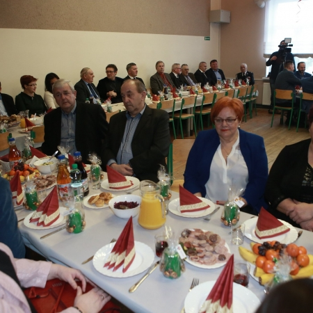 Noworoczne spotkanie w Radzanowie