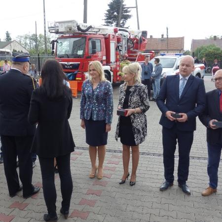 Obchody Dnia Strażaka PSP i OSP w Płocku
