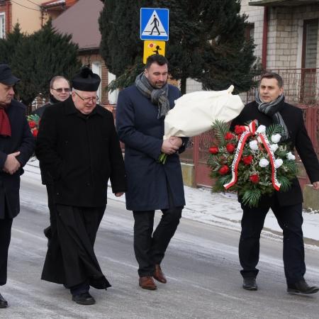 """Obchody Narodowego Dnia Pamięci """"Żołnierzy Wyklętych"""" w Łęgu Probostwie"""