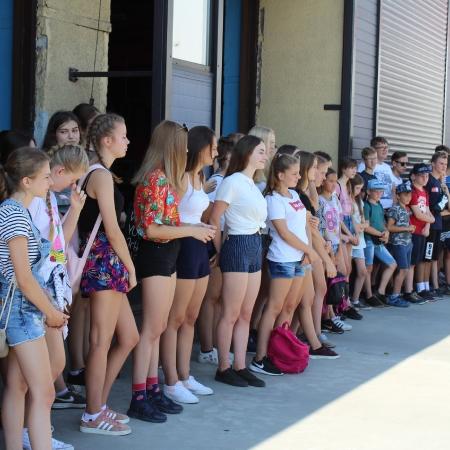 Obóz Młodzieżowych Drużyn Pożarniczych 2018