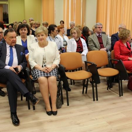 Oddział Chorób Płucnych w Szpitalu Wojewódzkim ma już 50 lat!