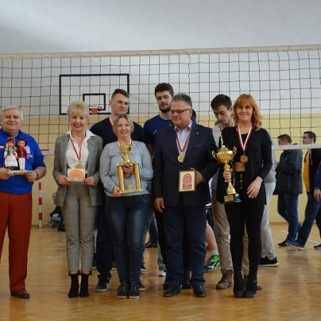 Ogólnopolski turniej piłki siatkowej o Puchar Starosty Płockiego