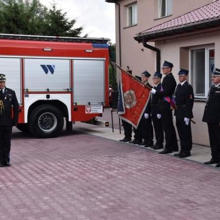 100-lecie Ochotniczej Straży Pożarnej w Starej Białej