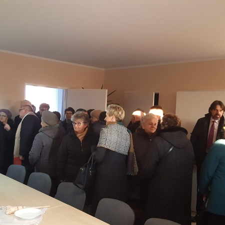 Otwarcie Domu Dziennego Pobytu dla Seniorów w gminie Drobin