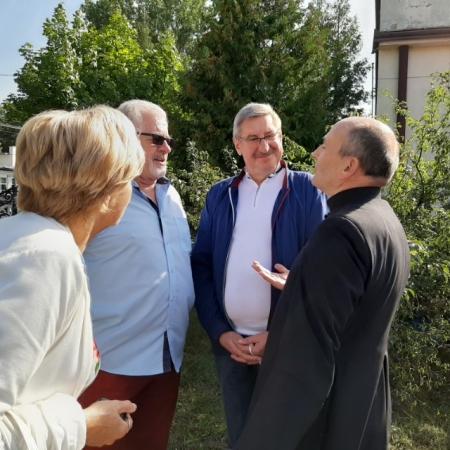 """Piknik Rodzinny """"BEZPIECZNE ZAKOŃCZENIE LATA"""
