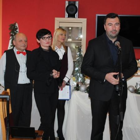 """Podsumowanie projektu """"Do szopy hej pasterze"""" w DPS w Koszelewie"""