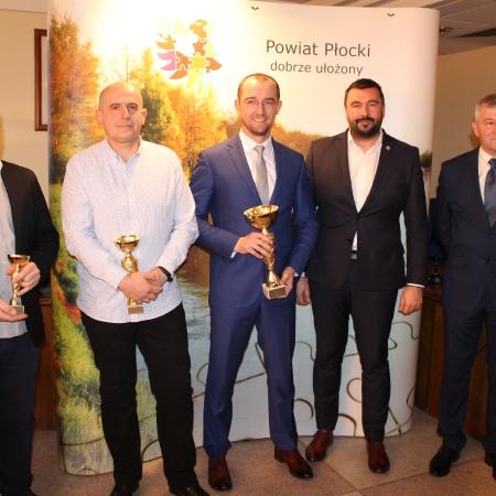 Podsumowanie współzawodnictwa sportowego szkół w powiecie płockim
