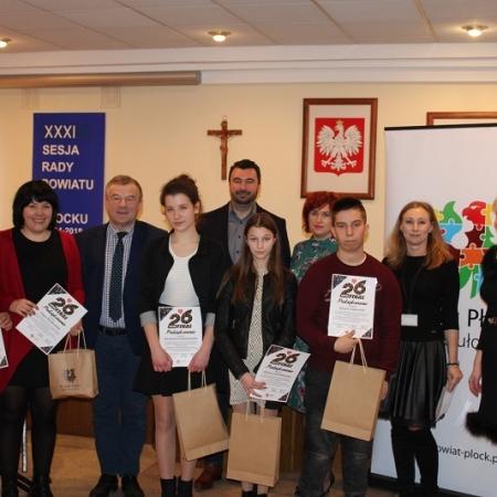 Podziękowali wolontariuszom WOŚP za ich wielkie serca