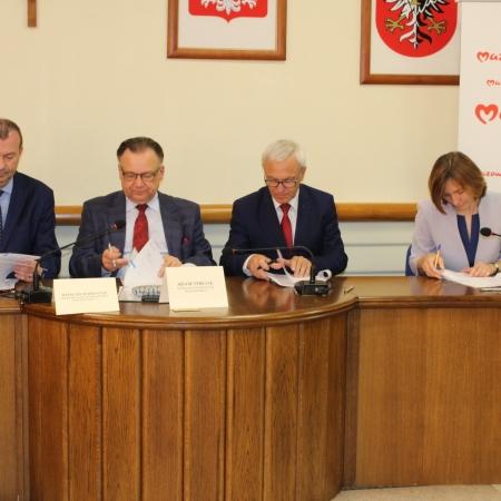 Ponad 2 mln zł z budżetu Mazowsza dla Powiatu Płockiego