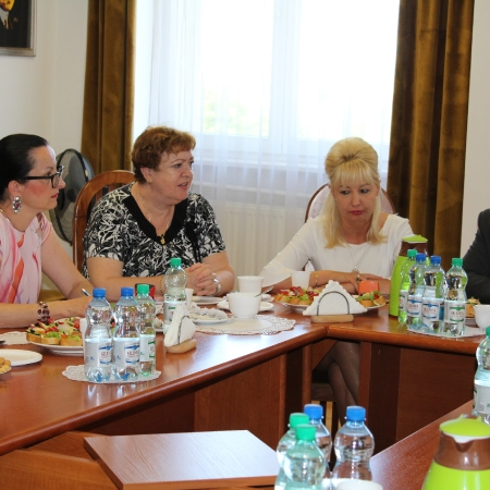 """Porozumienie o współpracy w ramach projektu """"Liderzy kooperacji"""""""