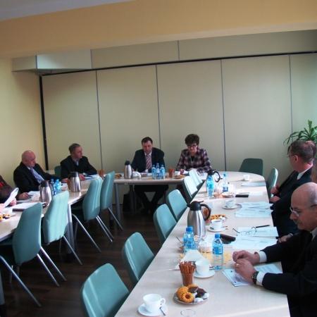 Posiedzenie Powiatowej Rady Zatrudnienia w Płocku