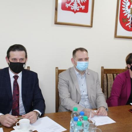 Posiedzenie Zarządu