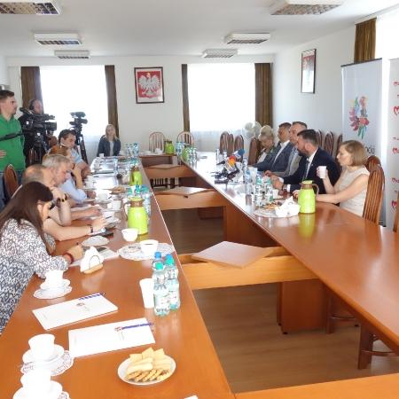 Powiat Płocki z ogromnym wsparciem Mazowsza