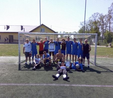 Powiatowe finały w piłce nożnej