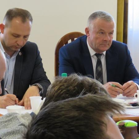 Powiatowy Zespół Zarządzania Kryzysowego o sytuacji na Wiśle