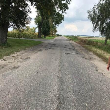 Przebudowa drogi powiatowej Bulkowo - Kobylniki rozpocznie się już w następnym tygodniu!