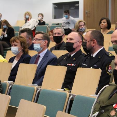 Inauguracja roku akademickiego w Mazowieckiej Uczelni Publicznej w Płocku