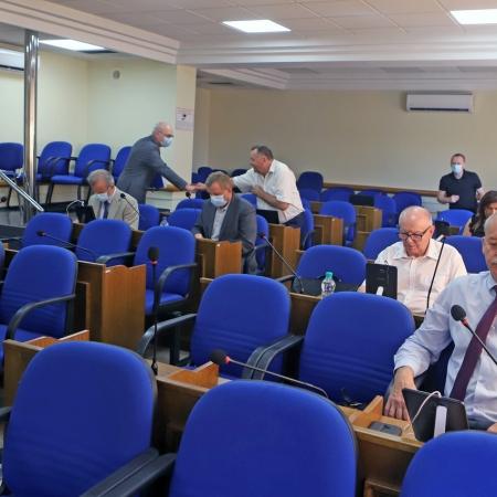 XXVII sesja Rady Powiatu w kadencji 2018-2023